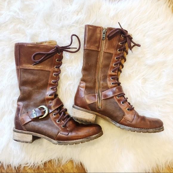 dettagli Seconda mano 鍔  Timberland Shoes | Bethel Buckle Boots | Poshmark